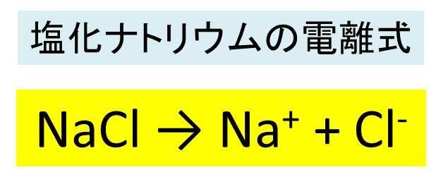 塩化 ナトリウム 分子量