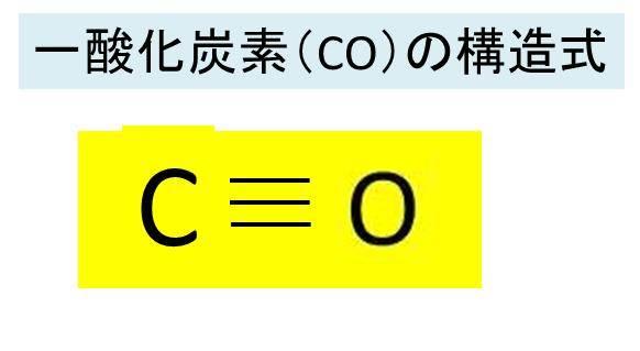 一酸化炭素(CO)の化学式・分子...